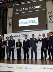 Pérez-Tenessa destaca que la salida a Bolsa de eDreams Odigeo 'es un momento clave para el negocio'