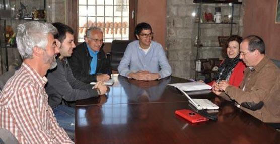 Morella alberga la reunión de coordinación de dos importantes congresos que se celebrarán en la localidad castellonense en junio
