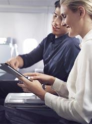 Los pasajeros de Finnair ya pueden utilizar sus dispositivos electrónicos de mano en todas las fases del vuelo
