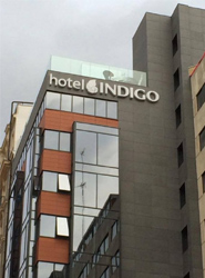 El primer hotel Indigo de la capital de InterContinental Hotels Group abre sus puestas en la Gran Vía de Madrid