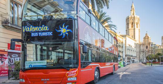 Aenor concede a Viajes Transvía Tours la certificación de calidad UNE 13816 por su servicio Valencia Bus Turistic