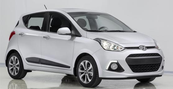 Budget incorpora el nuevo Hyundai i10 a su flota de vehículos urbanos en España