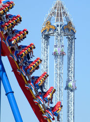 Parques Reunidos recibe durante Semana Santa 280.000 visitantes en España y 700.000 a nivel mundial