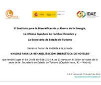 Se celebra en Madrid una jornada sobre 'Ayudas para la Rehabilitación Energética de Hoteles' y buenas prácticas