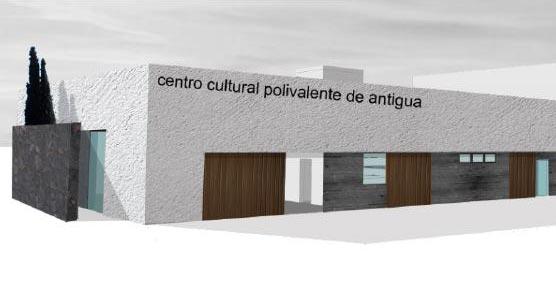 Adjudicada a la empresa Ferrovial Agromán la obra del Auditorio de Antigua por 3,6 millones de euros