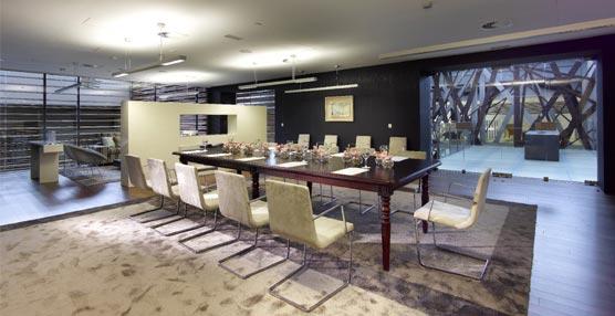Paradores presenta a empresas y organizadores sus VIP Meeting Rooms, salas con zonas de reunión y de relax diferenciadas