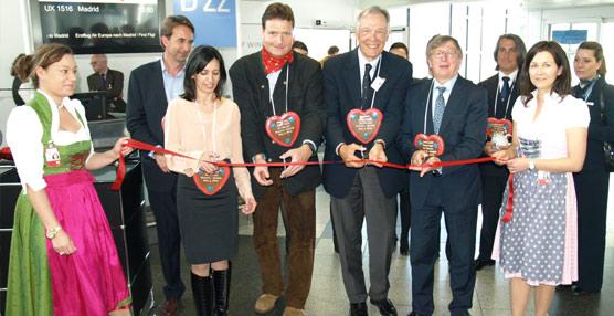 Air Europa refuerza su posicionamiento en Alemania con la apertura de una nueva ruta entre Madrid y Munich