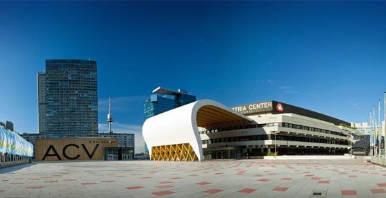 La ciudad de Viena registra en 2013 el mayor número de congresos y eventos empresariales y delegados de su historia