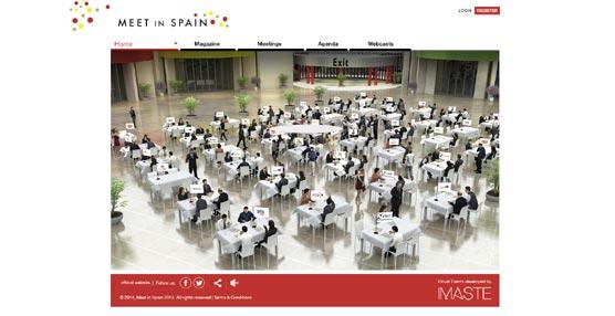 TurEspaña organiza 'Meet in Spain 2014', un evento de negocios virtual con compradores de Estados Unidos