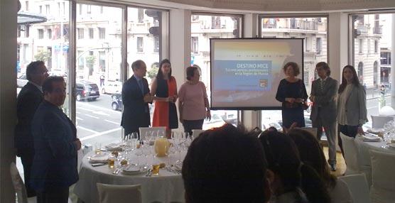 La Región de Murcia presenta en Madrid sus atractivos como destino de reuniones, congresos y viajes de incentivo