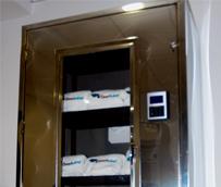 Seedwind inventa un sistema diseñado para evitar el robo de toallas en los hoteles: El Armario Inteligente