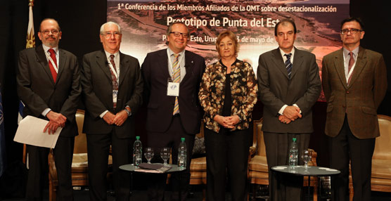 Miembros Afiliados de la OMT pondrá en marcha en Uruguay el primer prototipo sobre desestacionalización turística