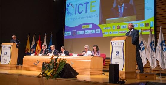 El ICTE abre el proceso de selección para elegir la ciudad que acogerá el III Congreso Internacional de Calidad Turística en 2015