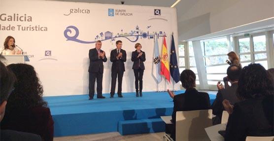 Tres empresas de la Asociación Gallega de Ferias y Eventos reciben la 'Q' de Calidad Turística del ICTE