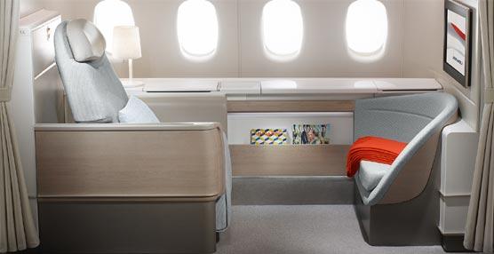 Air France presenta sus nuevas suites La Première que mejoran la experiencia en viajes de larga distancia