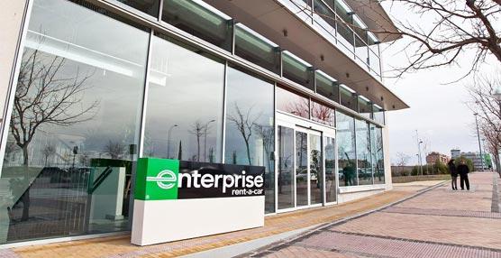 Enterprise Rent-A-Car firma un acuerdo con empresas de gestión de viajes para ampliar su oferta a sus clientes de empresa