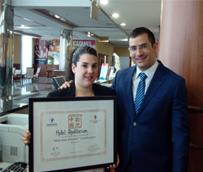 El Hotel Auditórium Madrid recibe el certificado 'Welcome Chinese' otorgado por la China Tourism Academy