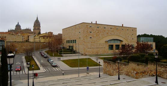 La Junta de Castilla y León destina 114.000 euros para las actividades del Palacio de Congresos de Salamanca