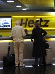 La 'rent a car' Hertz se suma al proyecto de movilidad sostenible Zem2All con vehículos eléctricos