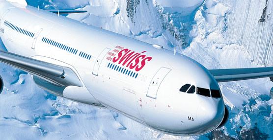 Swiss utilizará durante diez años la plataforma Altéa de Amadeus, lo que transformará la experiencia de sus pasajeros