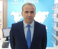 Viajes Carrefour designa a Ignacio Soler Pascual nuevo director general en sustitución de Rafael Sánchez Sendarrubias