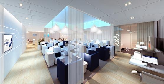 La aerolínea Finnair abrirá una nueva sala Business en el aeropuerto de Helsinki en julio