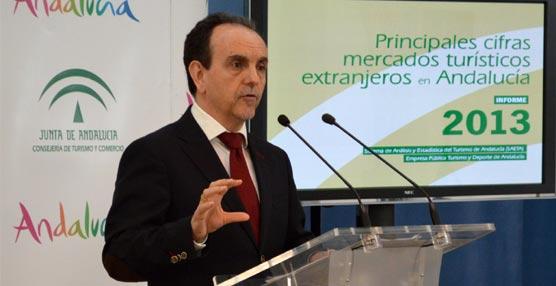 Andalucía gana cuota de mercado en España entre siete emisores internacionales que suman el 72% de las estancias