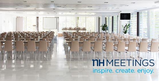 La cadena NH crea una nueva propuesta de organizar reuniones, adecuándose a las realidades y necesidades de los clientes