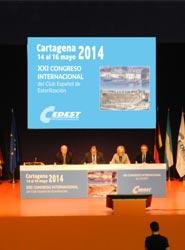 El Palacio de Congresos El Batel de Cartagena acoge un congreso con unos 300 especialistas sanitarios
