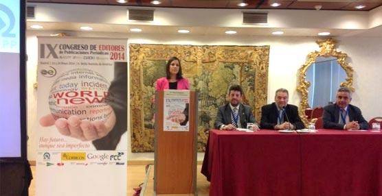 Córdoba presenta su candidatura para acoger el X Congreso Nacional de la Asociación Española de Editores de Publicaciones