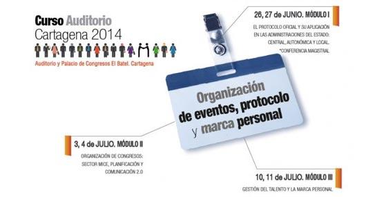 El Palacio de Congresos El Batel organiza este verano varios cursos sobre la organización de eventos, protocolo y marca personal