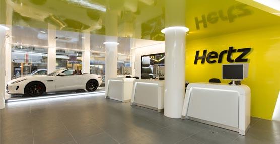 Hertz remodela por completo su oficina de París Saint Ferdinand para mejorar la experiencia de reservar un vehículo