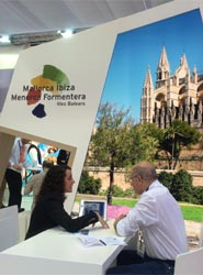 Ibiza muestra en Alemania sus atractivos para la organización de reuniones y viajes de incentivo