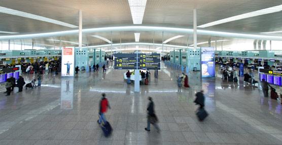El tráfico mundial de pasajeros experimenta un incremento superior al 7% durante abril, frente al 3% del pasado mes de marzo