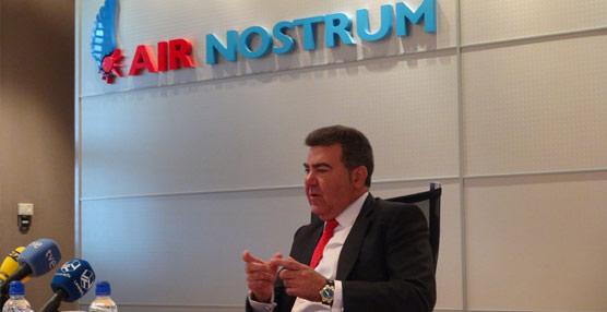 Air Nostrum espera regresar a beneficios en 2015 tras culminar su ampliación de capital y su reestructuración