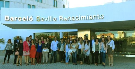 El Hotel Barceló Sevilla Renacimiento presenta una nueva 'web' dirigida a los organizadores de reuniones y eventos