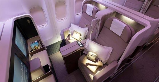 Saudia Airlines apuesta por la mejor comodidad y tecnología a bordo de sus aviones, sobre todo en Business