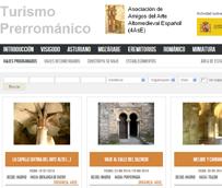 La Asociación de Amigos del Arte Altomedieval Español crea una plataforma de Turismo cultural para crear viajes a medida