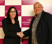 Acuerdo entre Crowne Plaza Barcelona Fira Center y la gestora de eventos musicales The Project Music Company