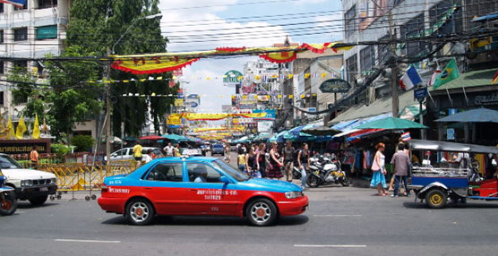 Los turoperadores muestran su malestar por la recomendación de Exteriores de no viajar a Tailandia