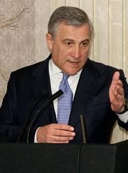 Tajani: 'La competencia internacional es cada vez más fuerte, por lo que Europa debe trabajar para ser más competitiva'