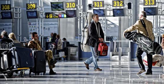 Los aeropuertos españoles registran en mayo su séptimo aumento consecutivo, superando la cifra de 17 millones de pasajeros