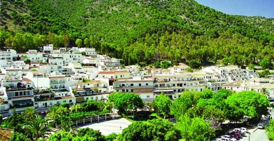 Un grupo de agentes especializados procedentes del Reino Unido visitan la provincia de Málaga para conocer su oferta