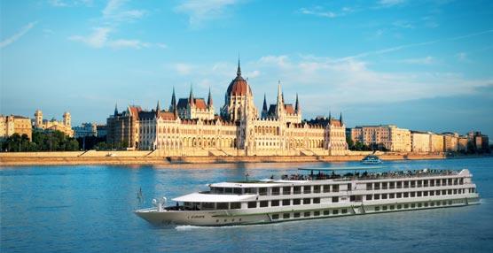 CroisiEurope ofrece una conexión gratuita a Internet a través de Wi-Fi en todas sus embarcaciones