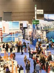 La provincia de Málaga difunde sus atractivos para la celebración de reuniones e incentivos en la feria AIBTM