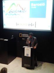El director general corporativo de la división de viajes, Alejandro Subías.