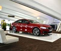 Vizcaya y Álava acogen la presentación mundial ante la prensa de los modelos BMW X4 y BMW 4 Series Grand Coupe