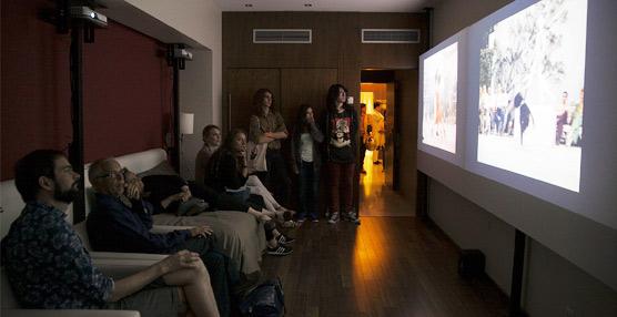 El hotel Catalonia Ramblas se transforma en una multigalería de arte con 45 habitaciones-salas de proyección