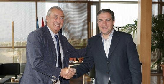 La Costa del Sol y Renfe firman un acuerdo para favorecer la llegada de delegados a través del tren