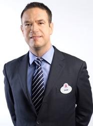 El vicepresidente de Ventas y Distribución, Frans Leenaars.
